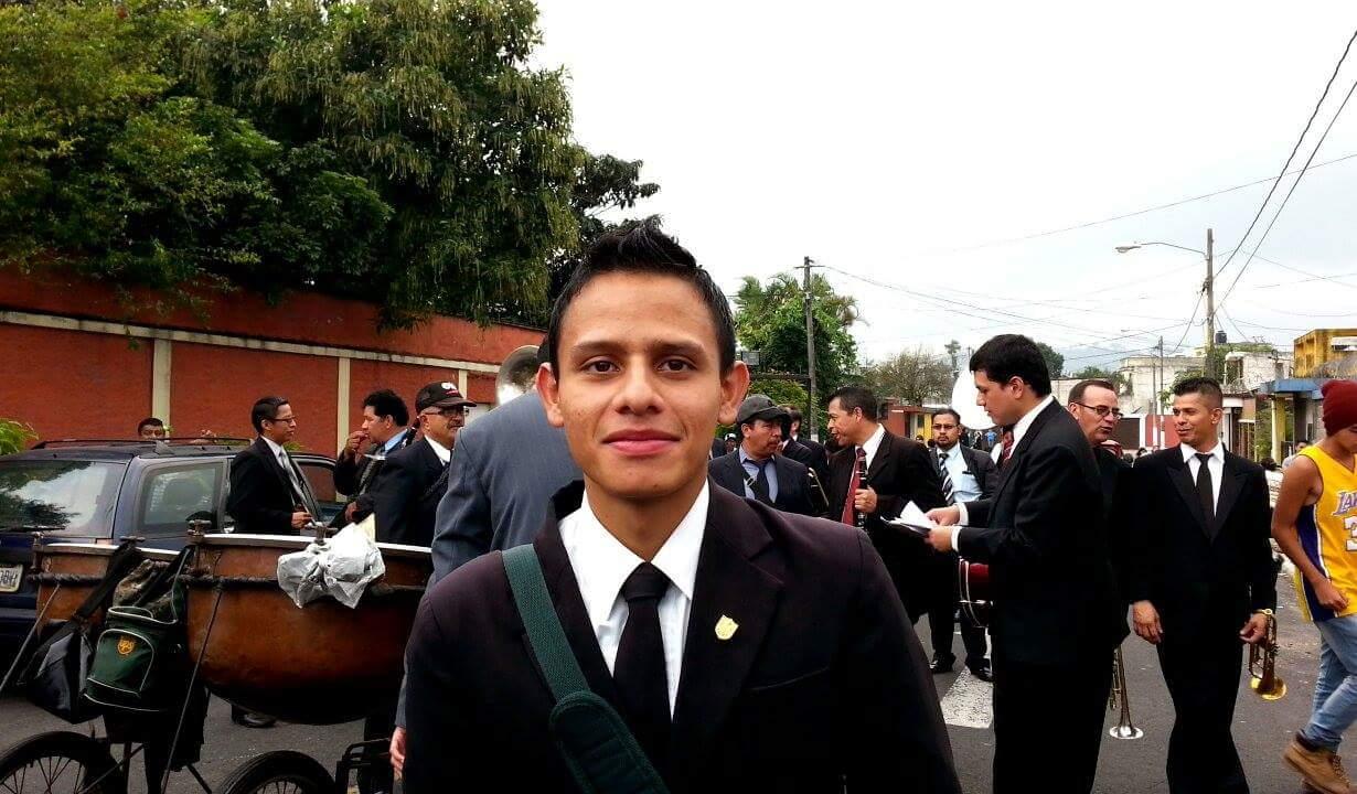 Las partituras de marchas f 250 nebres cucurucho en guatemala